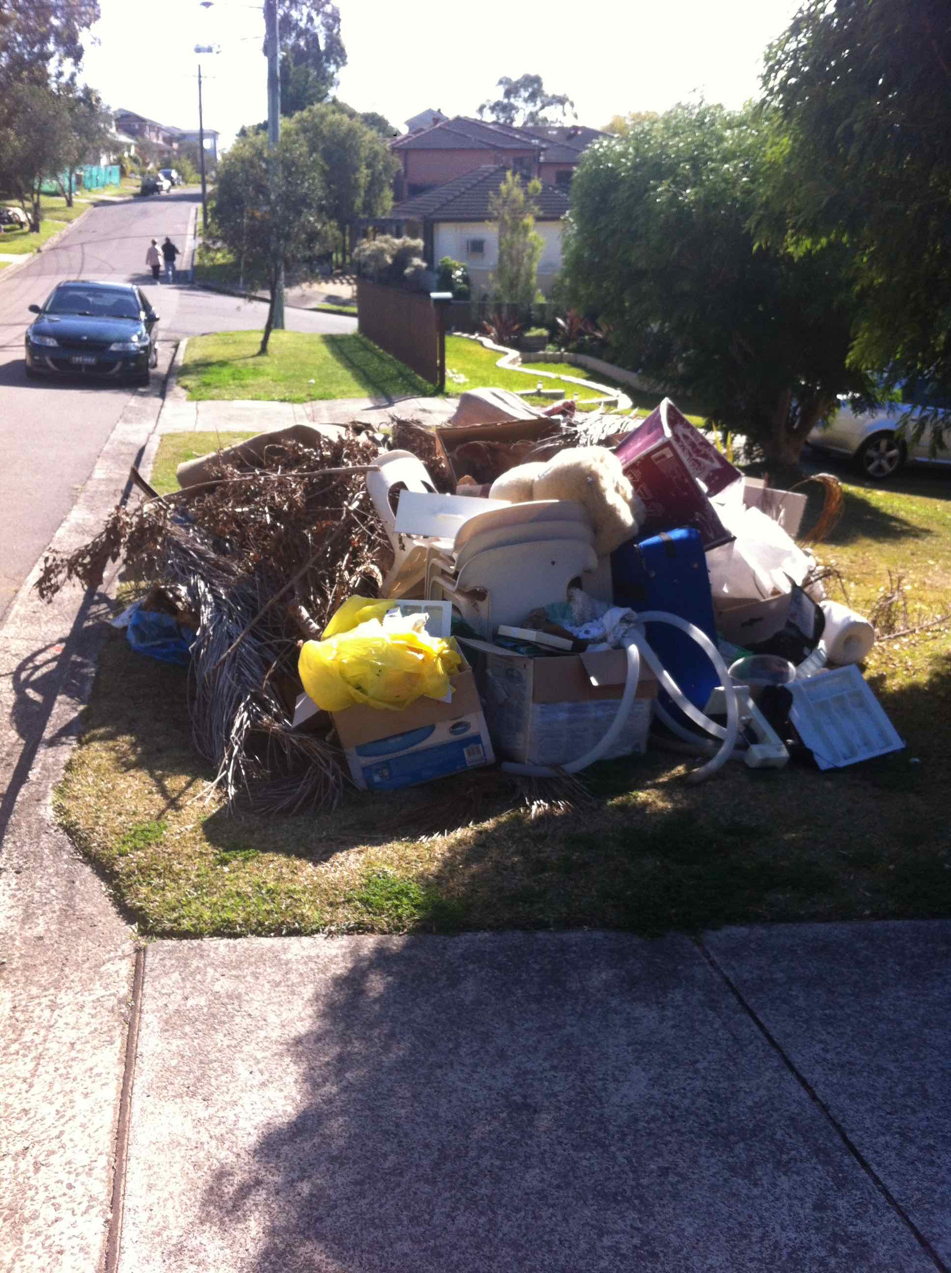 Vaucluse Urgent Rubbish Pick-Up