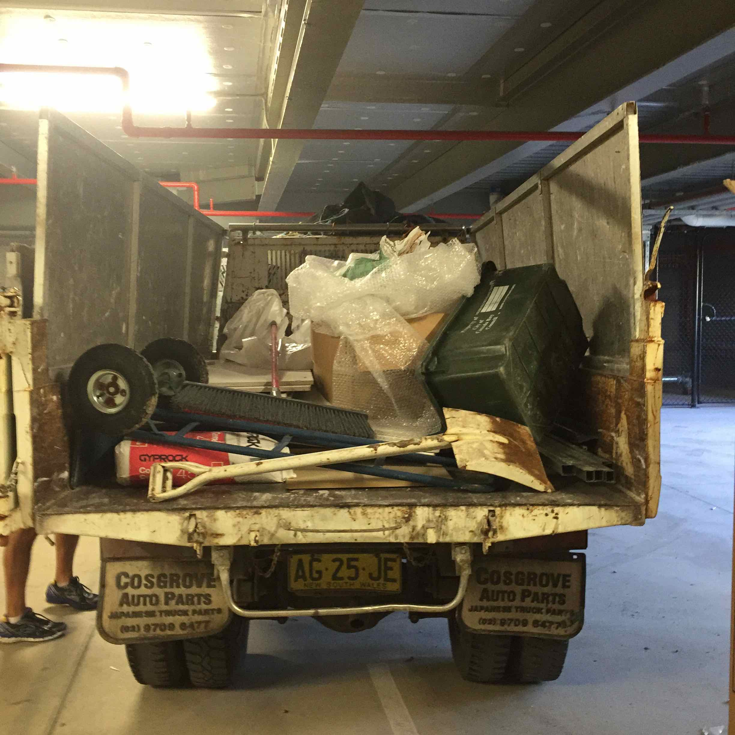 Coogee Rubbish Removal – Clear Space Clear Mind