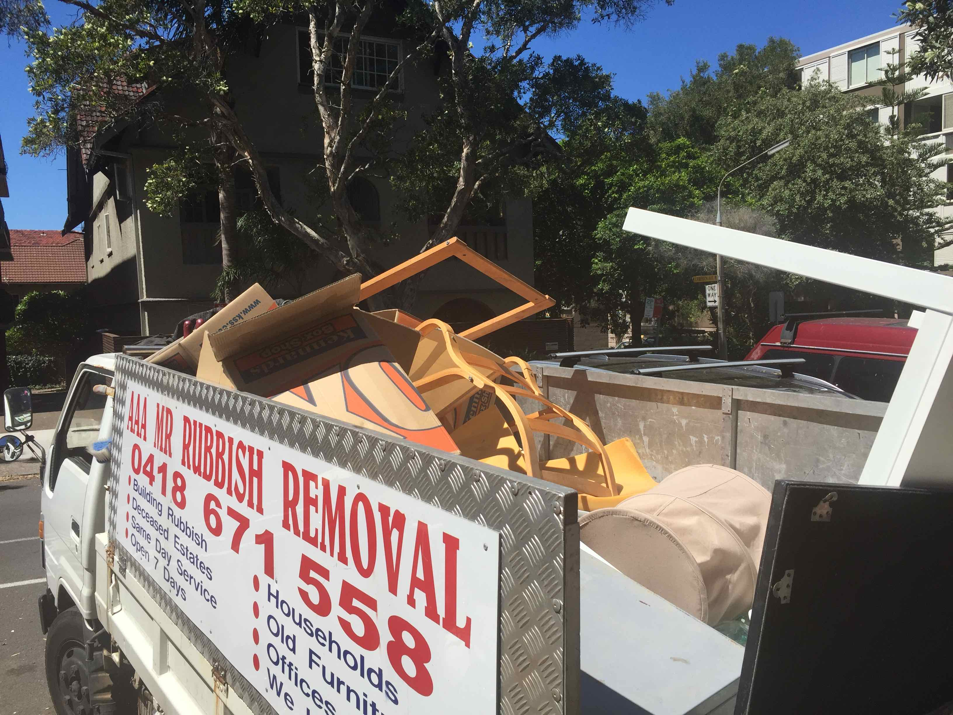 Bondi Beach Rubbish Removal