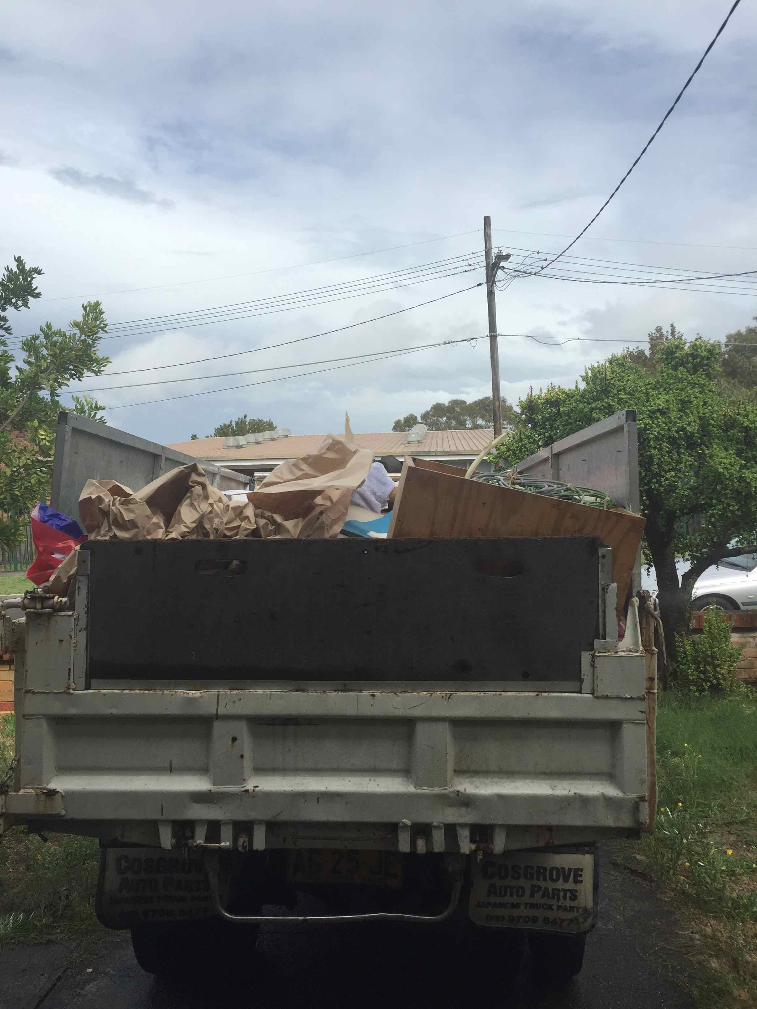 Matraville Rubbish Removal – Deceased Estate