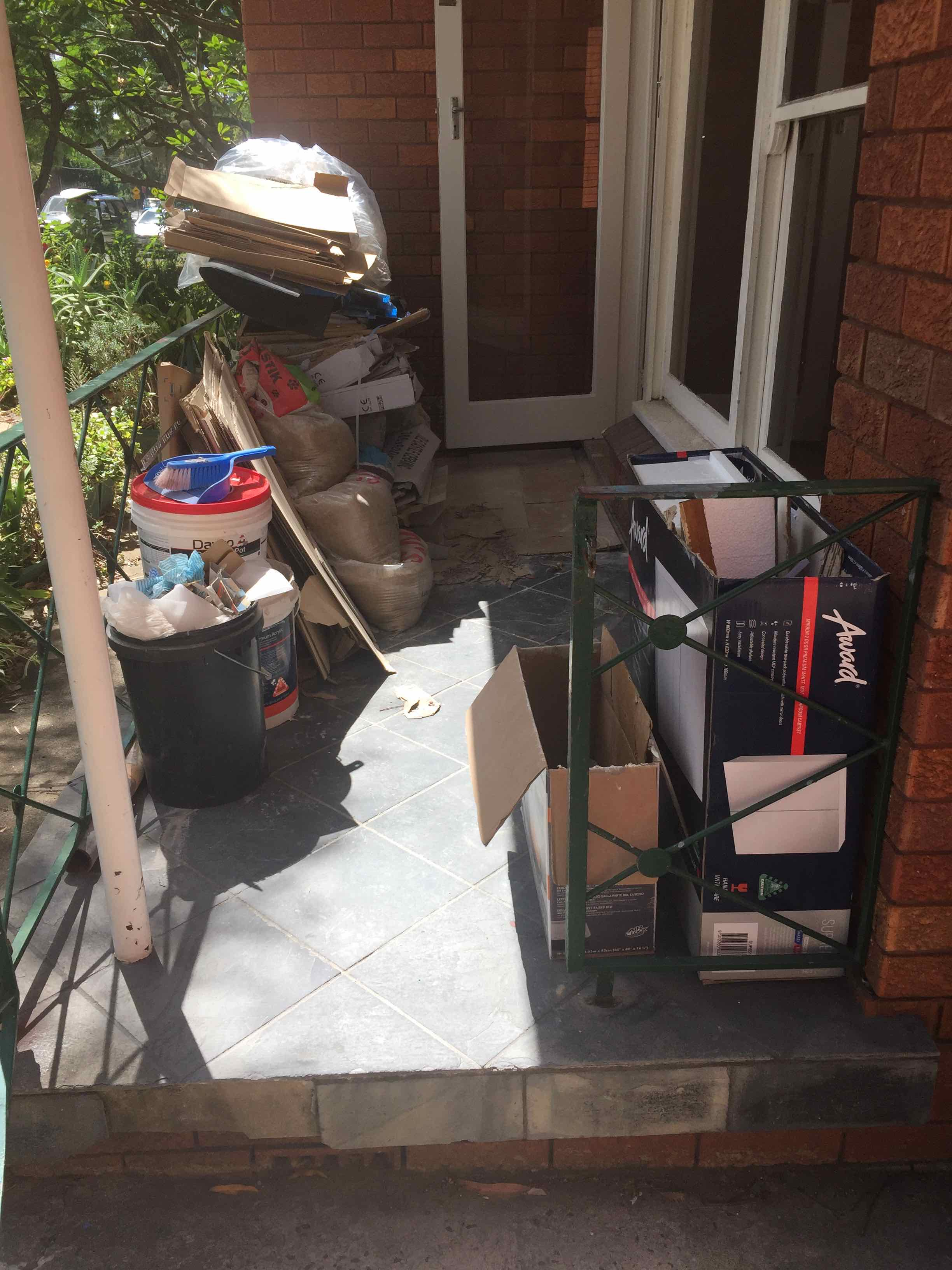 Kogarah Rubbish Removal – Small Load
