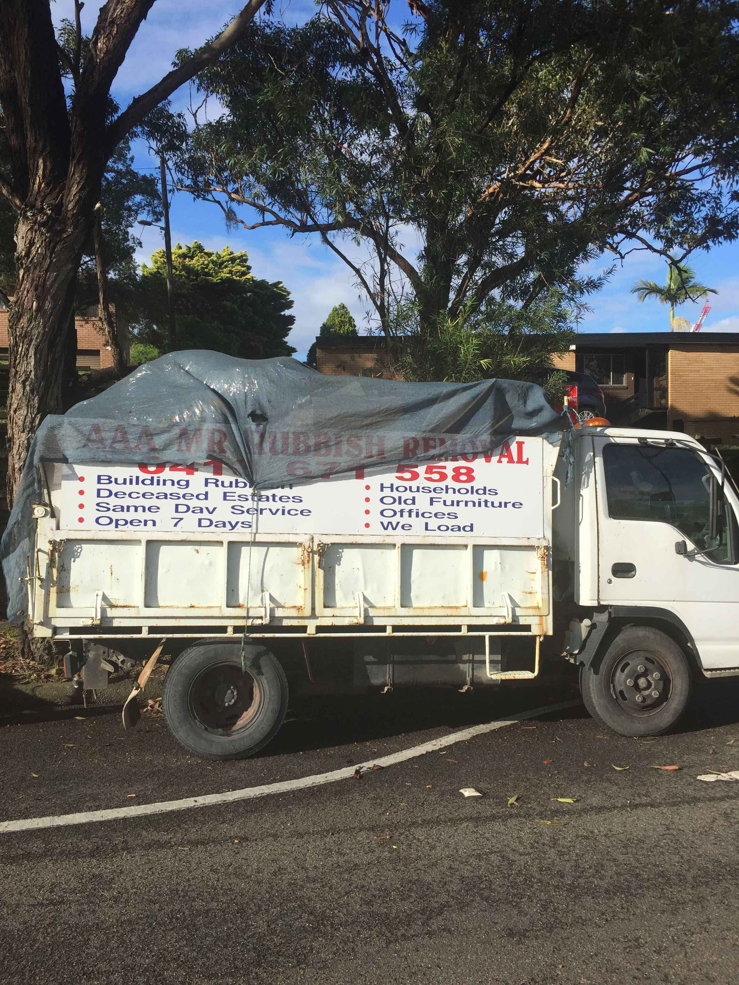 Malabar – Missed your Council Cleanup? – Call us Now