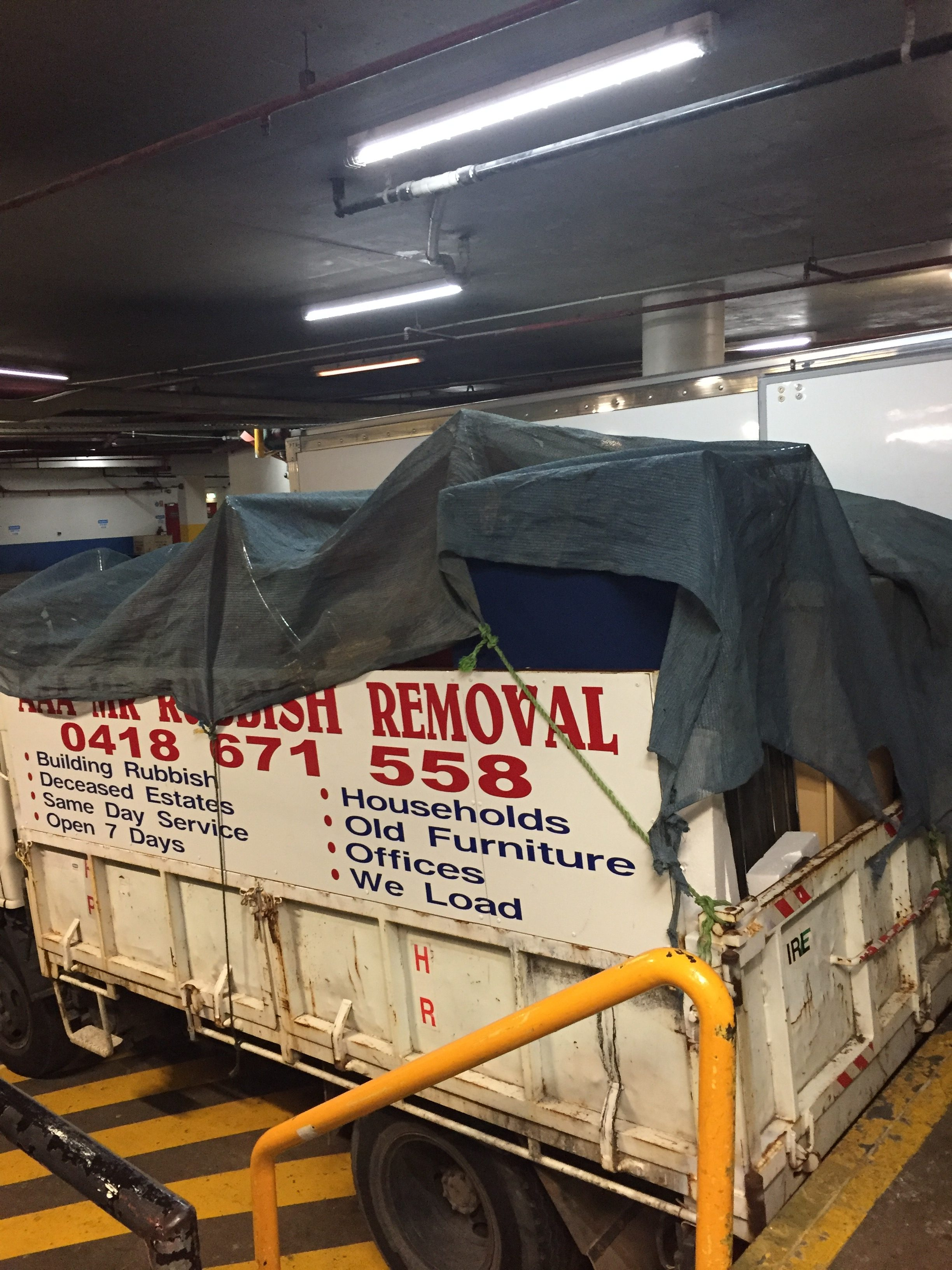 Sydney CBD – Office Rubbish Removal