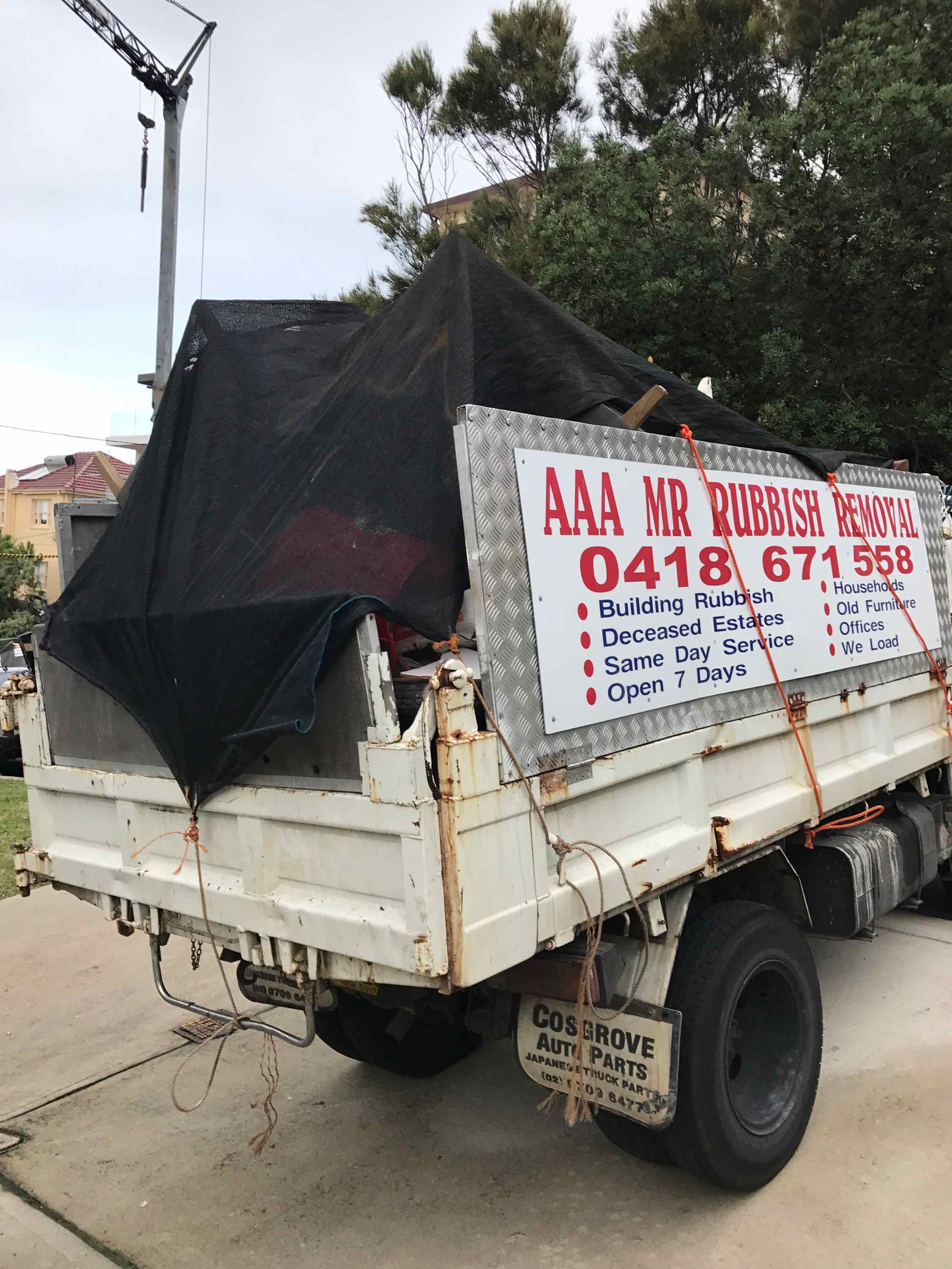 Milsons Point-Rubbish Removal-General Household Waste